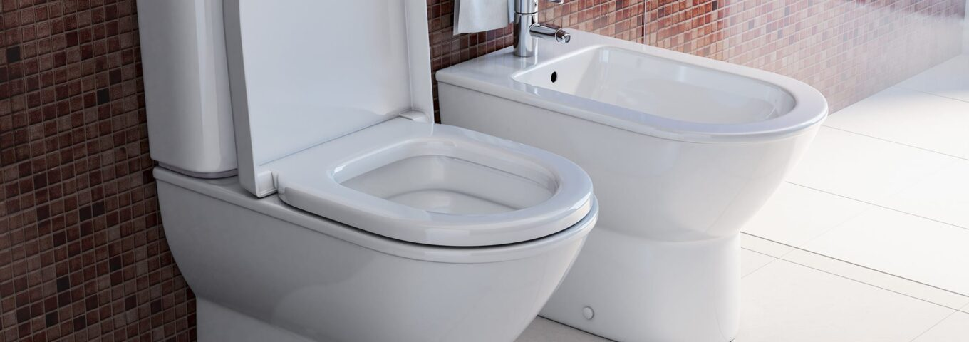 DIY install a new toilet by kwik plumbers