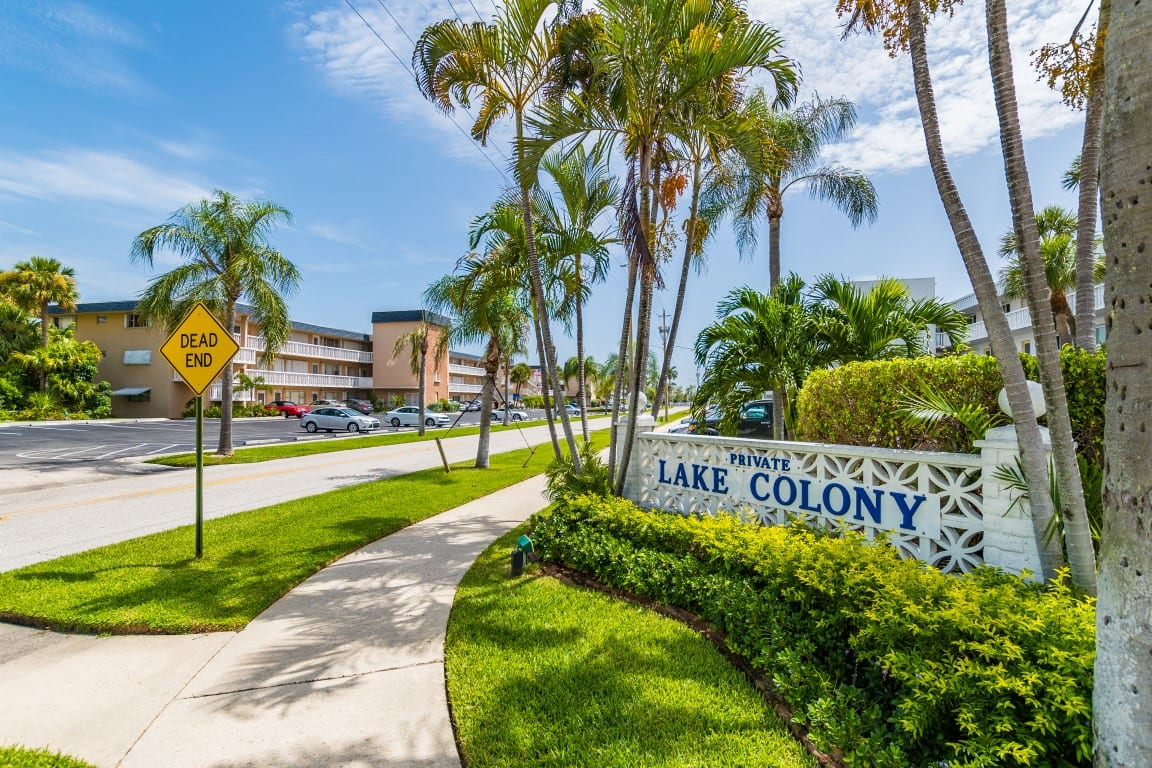 Lake Colony Condominiums