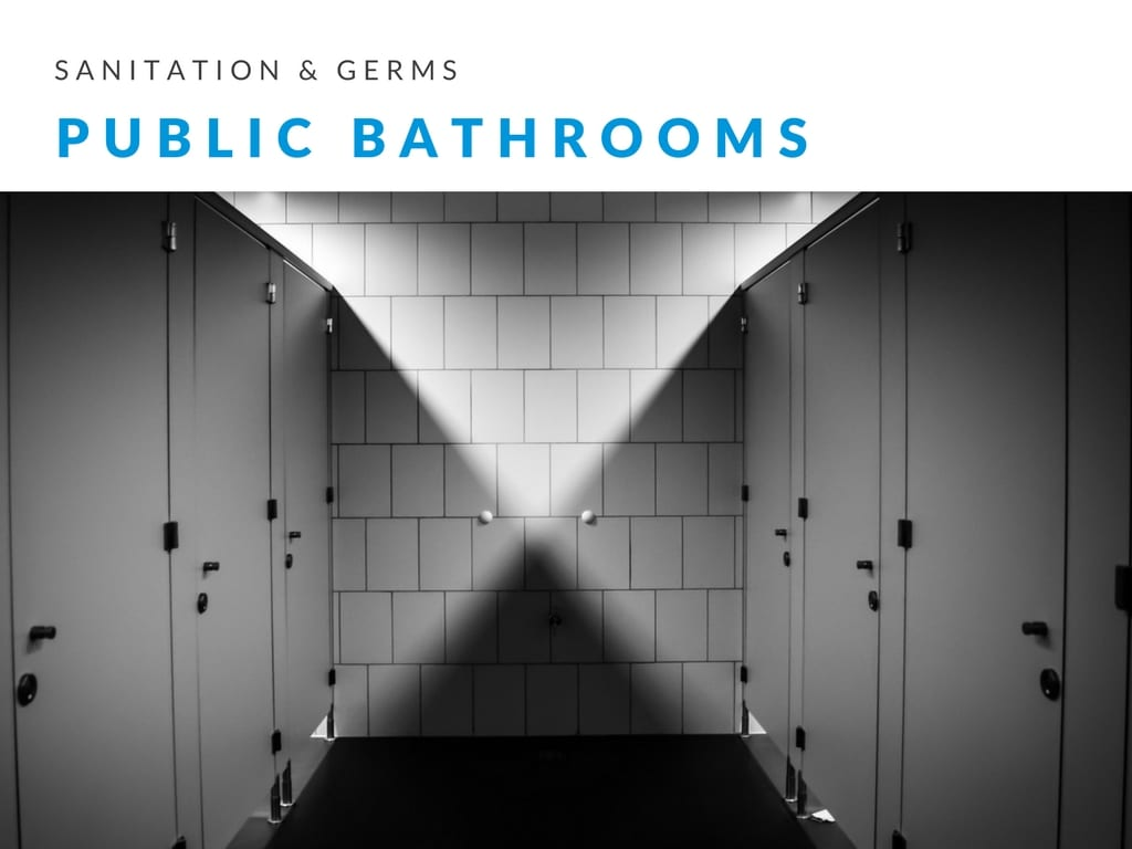 Public Bathrooms Germs Sanitation