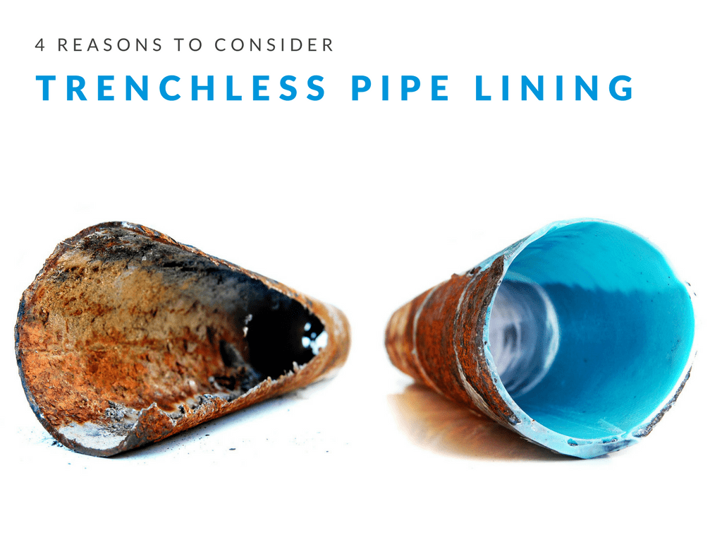 Reasons to consider Pipe Lining