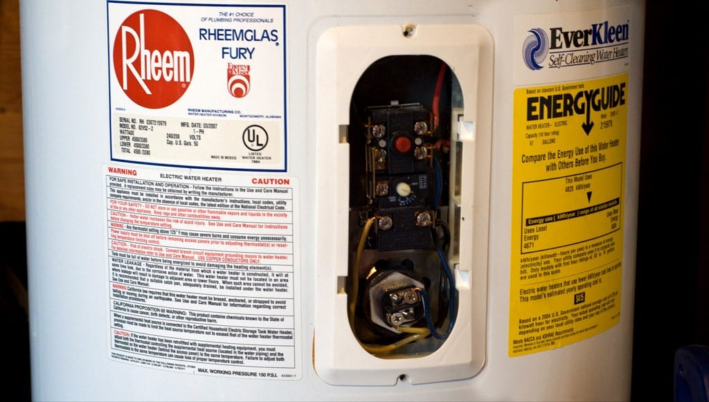 Water Heater Services - Repair, Replace, Install
