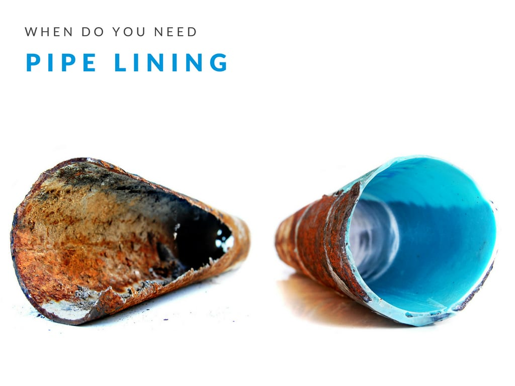 When do you need pipe lining